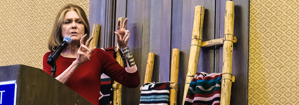 Rotator - Gloria Steinem