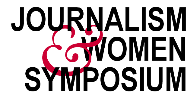 Journalism & Women Symposium logo